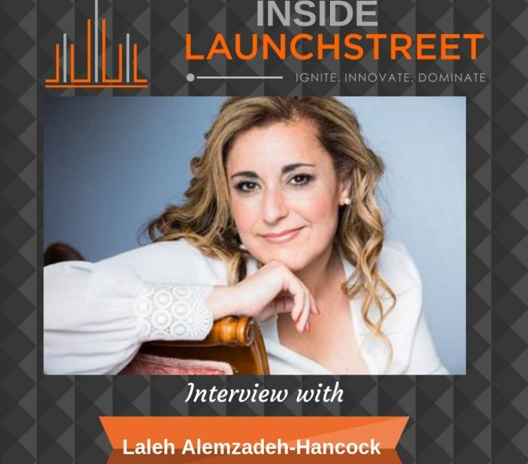 Confidence, Gratitude, and Innovation with Laleh Hancock